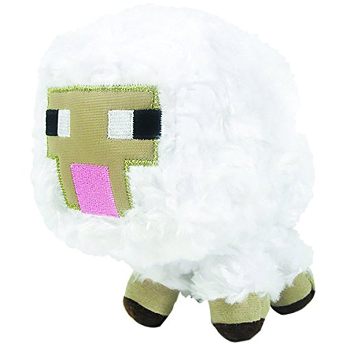Minecraft Baby Sheep - Minecraft Mob Stuffed Animals