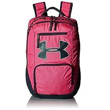 Under Armour Storm Relentless Big Logo Backpack (Pink/black)