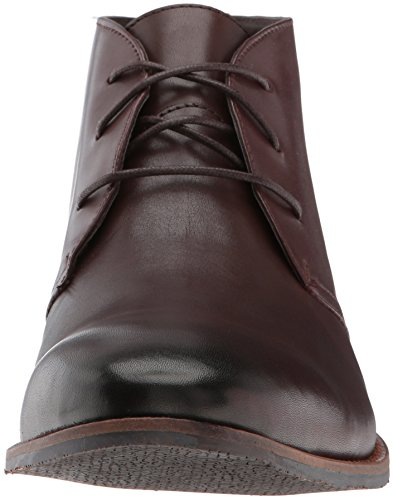 Nunn Bush Mens Hatch Plain Teen Chukka Chukka Laars Bruin