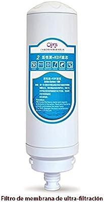 YATEK Filtro de KDF y gránulos de Coco Activo para purificador de ...