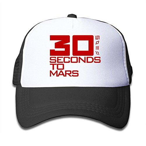 ACMIRAN 30 Seconds To Mars Adjustable Sunshade Hat One Size (Sunshade Virginia University)