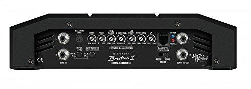 Hifonics Class B 1 Channel Amplifier