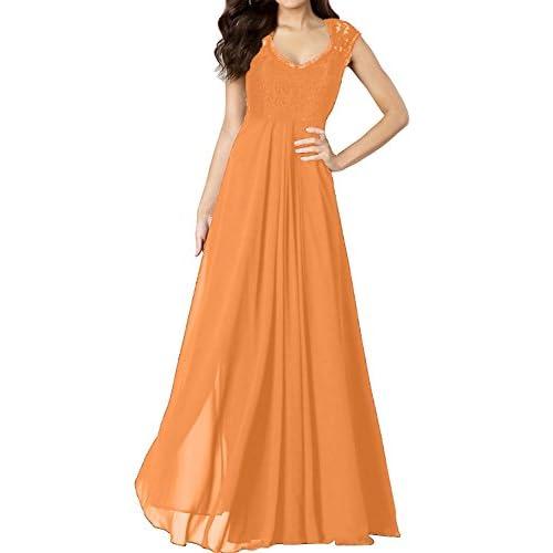 9b7949dc11583a VaniaDress Chiffon Sleeveless Long Bridesmaid Dress Lace Prom Gowns V278LF  cheap