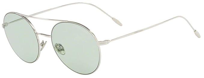 Armani GIORGIO 0AR6050 Gafas de sol, Silver, 54 para Mujer ...