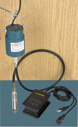 Chicago Electric Power Tools Flexible Shaft Grinder and Carver by Chicago Electric