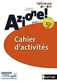 Azione! - Cahier d'activités 5e