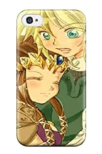 LFQTVNo4314fVmKA ZippyDoritEduard Awesome Case Cover Compatible With Iphone 4/4s - The Legend Of Zelda