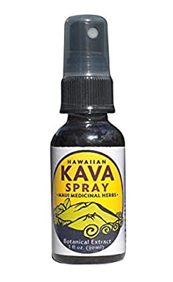 Hawaiian Kava Spray 1oz