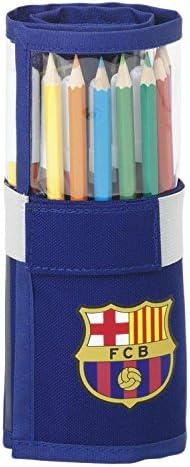 Futbol Club Barcelona Kimmidoll - Estuche portatodo Doble (SAFTA 811747513): Amazon.es: Juguetes y juegos