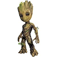 Vin Diesel 8 inch x 10 inch Photograph Guardians of the Galaxy Fast & Furious xXx as Baby Groot Standing w/White Background kn