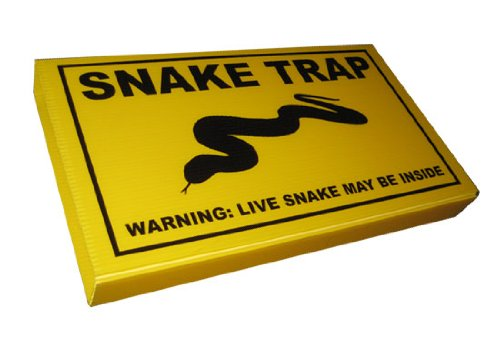Humane Snake Trap - Usps How Priority Long