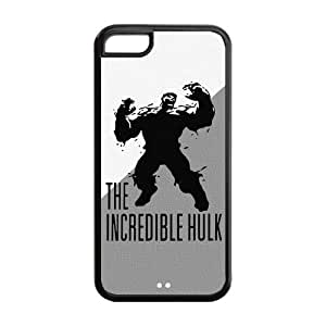 Marvel Comics The Incredible Hulk iPhone 5 5s Case Cover Hard Plastic Shell Protector Gift Christmas