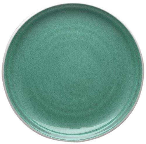 Noritake Microwave Plates Safe - Noritake Colorvara Dinner Plate, 10-1/4-Inch, Green