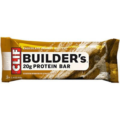 Clif, Builder's, Protein Bar, Chocolate Peanut Butter (Pack of 36)