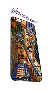 FUNKthing designs Disneylands court of angels case for iphone 6 PC