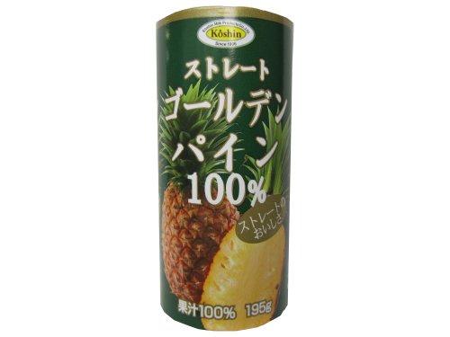 Koshin Straight Golden Pine 100% 195gX15 this (cart Kang) by Koshin dairy industry