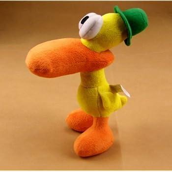 Pocoyo Figures Plush Toy - Pato 22cm/8.7inch