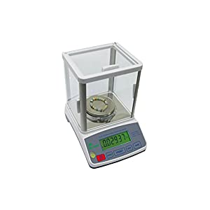Amazon.com: Tree Scales Precision Balance with Glass Draft ...
