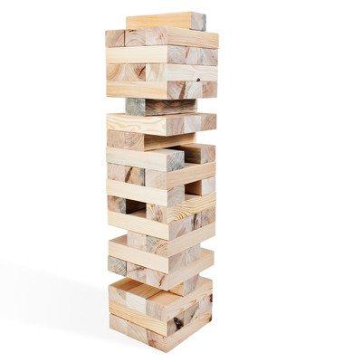 LumberStak XXL Giant Block Stacking Game