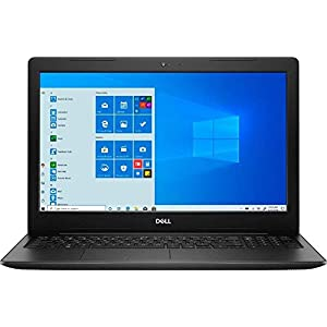 Dell Inspiron 15.6″ 3000 Anti-Glare LED-Backlit Display Laptop
