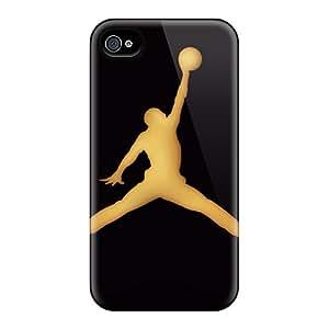 Iphone 6plus QDE4230UVLa Custom HD Air Jordan Pattern Durable Hard Cell-phone Case -DannyLCHEUNG
