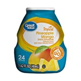 Great Value Tropical Pineapple Mango Drink Enhancer, 1.62 fl oz