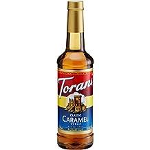 Torani Sugar Free Caramel Flavour Syrup, 750ml