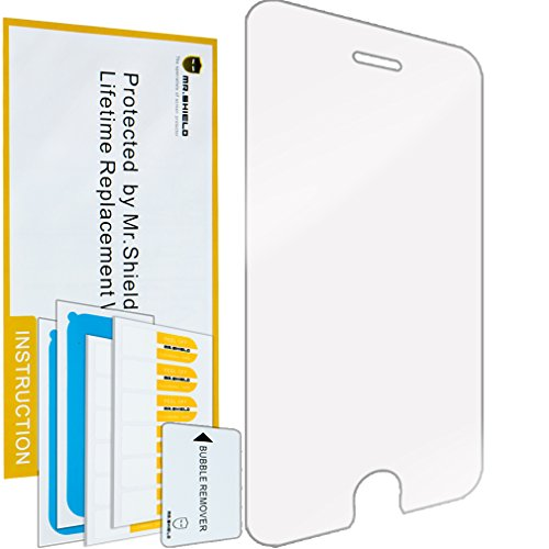 [5-PACK] Mr Shield For iPhone 5se Anti-glare [Matte] Screen Protector with Lifetime Replacement Warranty