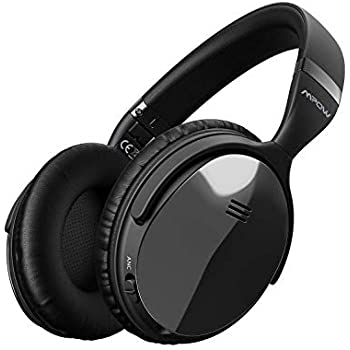 9935694da06 Mpow H5 [Gen-2] Active Noise Cancelling Headphones, Superior Deep Bass ANC  Over Ear Wireless Bluetooth Headphones w/Mic, 30Hrs Playtime Comfortable  Protein ...