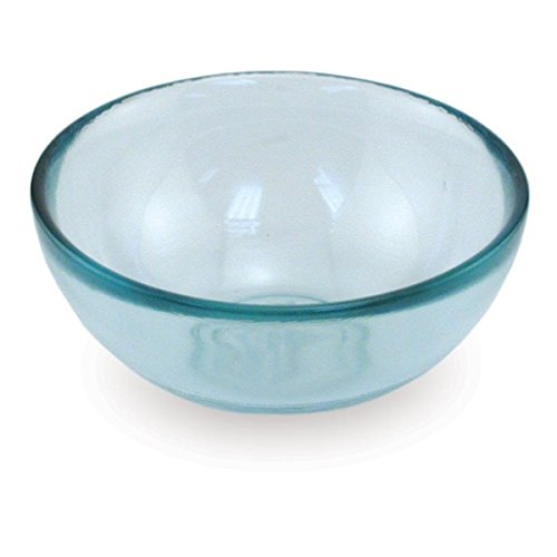 Small 5.25-inch Recycled Glass Serving Bowl (Set of 2)