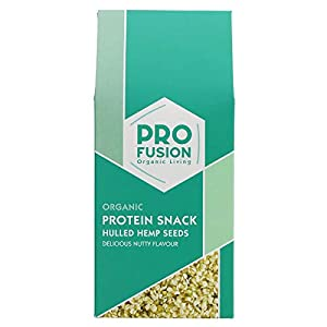 Profusion Hulled Hemp Seeds 150g (Pack of 6)