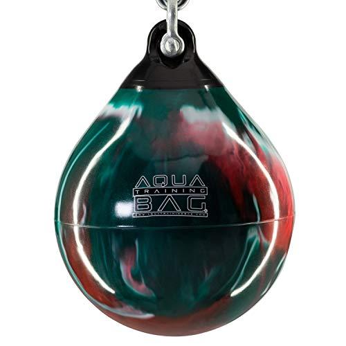 Aqua Training Bag 12″ 35 Pound Head Hunter Slip Ball Hybrid Punching Bag