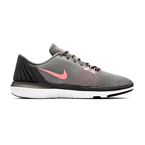 Nike Womens Flex Supreme Tr 5 Scarpa Da Allenamento Cross Stealth / Tramonto Glow / Dark Grey / White