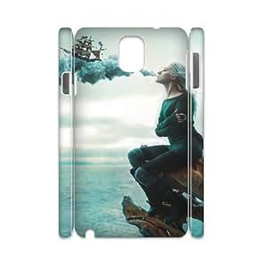 Samsung Galaxy Note 3 Case 3D, Girl Ships Illusion Case for Samsung Galaxy Note 3 white lmn317562520