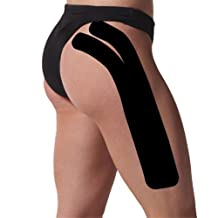 SpiderTech Precut Hip Therapeutic Kinesiology Tape