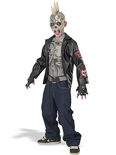 Rubie's Child's Zombie Punk Costume