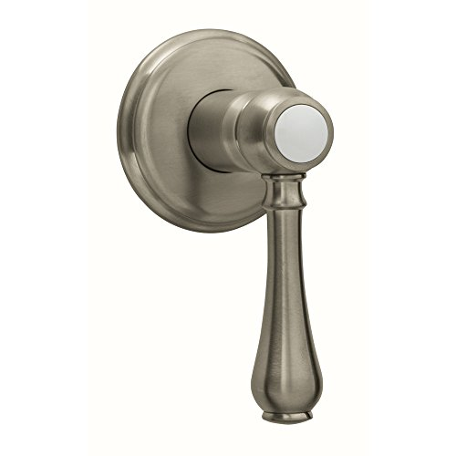 Geneva Single-Handle Volume Control Trim Kit with Lever Handle