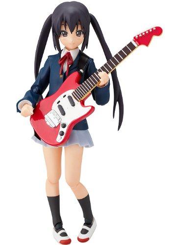 Figma Figma Figma Nakano Azusa School Uniform Ver. (PVC Figure) c62117