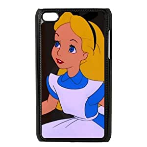 Alice in Wonderland Character Alice iPod Touch 4 Case Black 8You284575