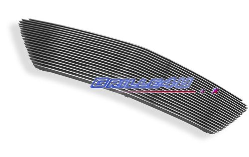 APS K87000A Polished Aluminum Billet Grille Replacement for select Kia Sorento Models (Kia Sorento Grill compare prices)
