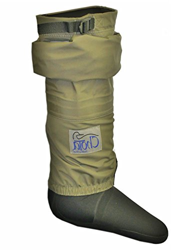 Chota Outdoor Gear Hip Waders, Variable Height Design, Knee to Hip, Inner Strap Prevents Sliding Tundra Hippies, 100 % Breathable Waders