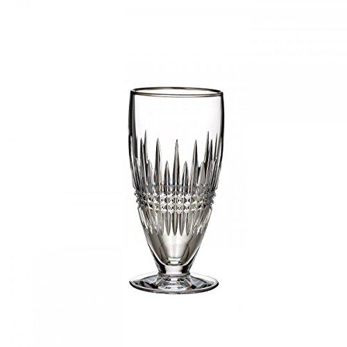 WATERFORD Lismore Diamond Platinum Iced beverage