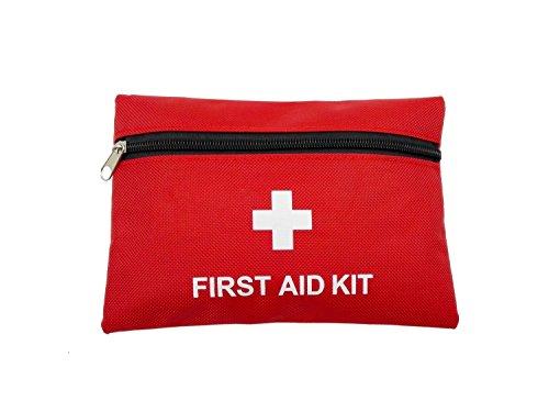 Hochwertige Mini Kleine Erste-Hilfe-Kit Tasche Box klein - Outdoor-Camping Wandern Überleben Medizinische Reisetasche