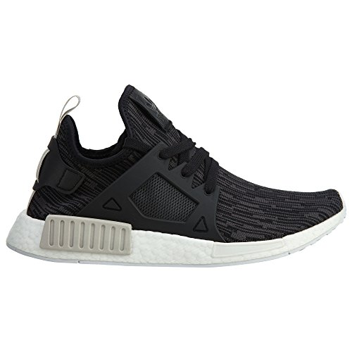 adidas NMD R1 W PK 363, Baskets Mixte Adulte Core Black, Utility Black, White