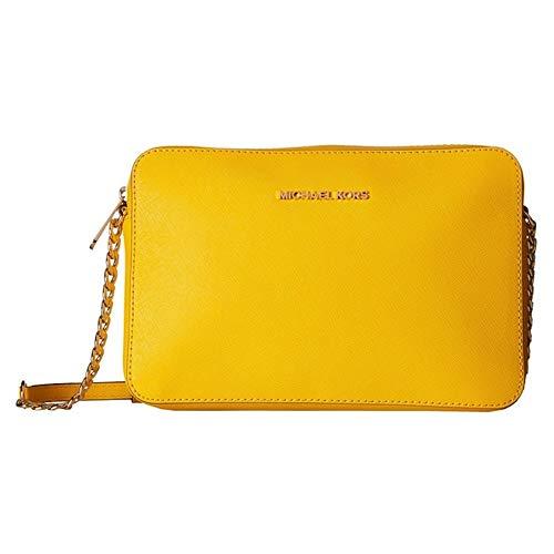 Michael Kors Yellow Handbag - 2