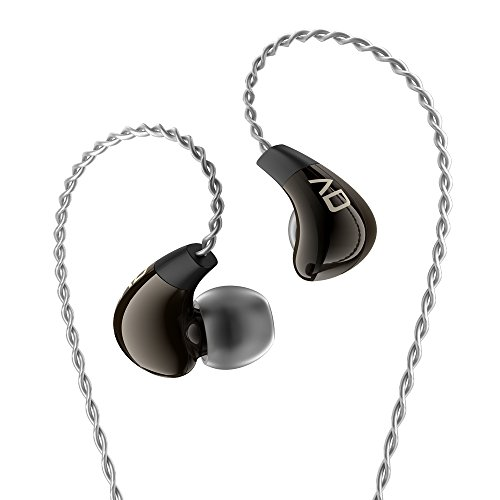 Alpha & Delta D3 High Fidelity Noise Isolating Earphones