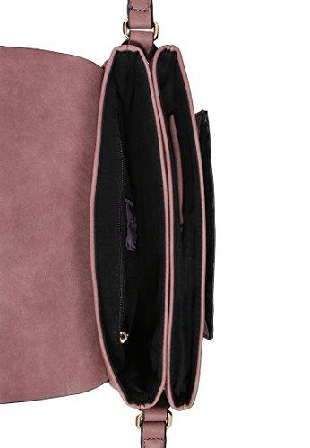 pink Cross Anna Bag mauve Women's Body Field wEEPvXq