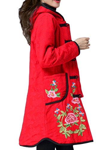 Embroidered Anorak Jacket - 4