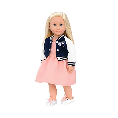 Our Generation Terry-Retro Doll Toy, - Terry 18 Inch