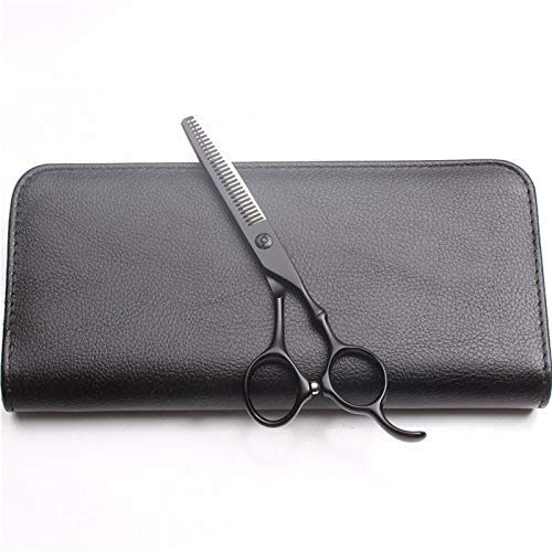 1 piece C9030 6 17.5cm JP 440C Customize Logo Hairdressing Scissors Normal Cutting Scissors Thinning Shears Bamboo Handle Hair Scissors